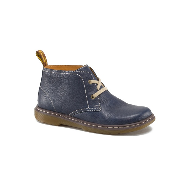 Lastest Roamers Womens Ladies Suede Leather Desert Boots Blue | Buy At Shuperb