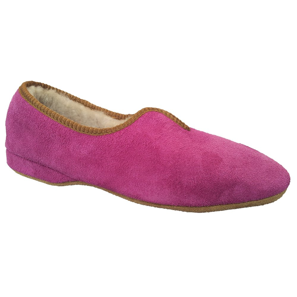 Are Ruby Shoes Real Suede
