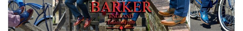 Barker Ankle Boots