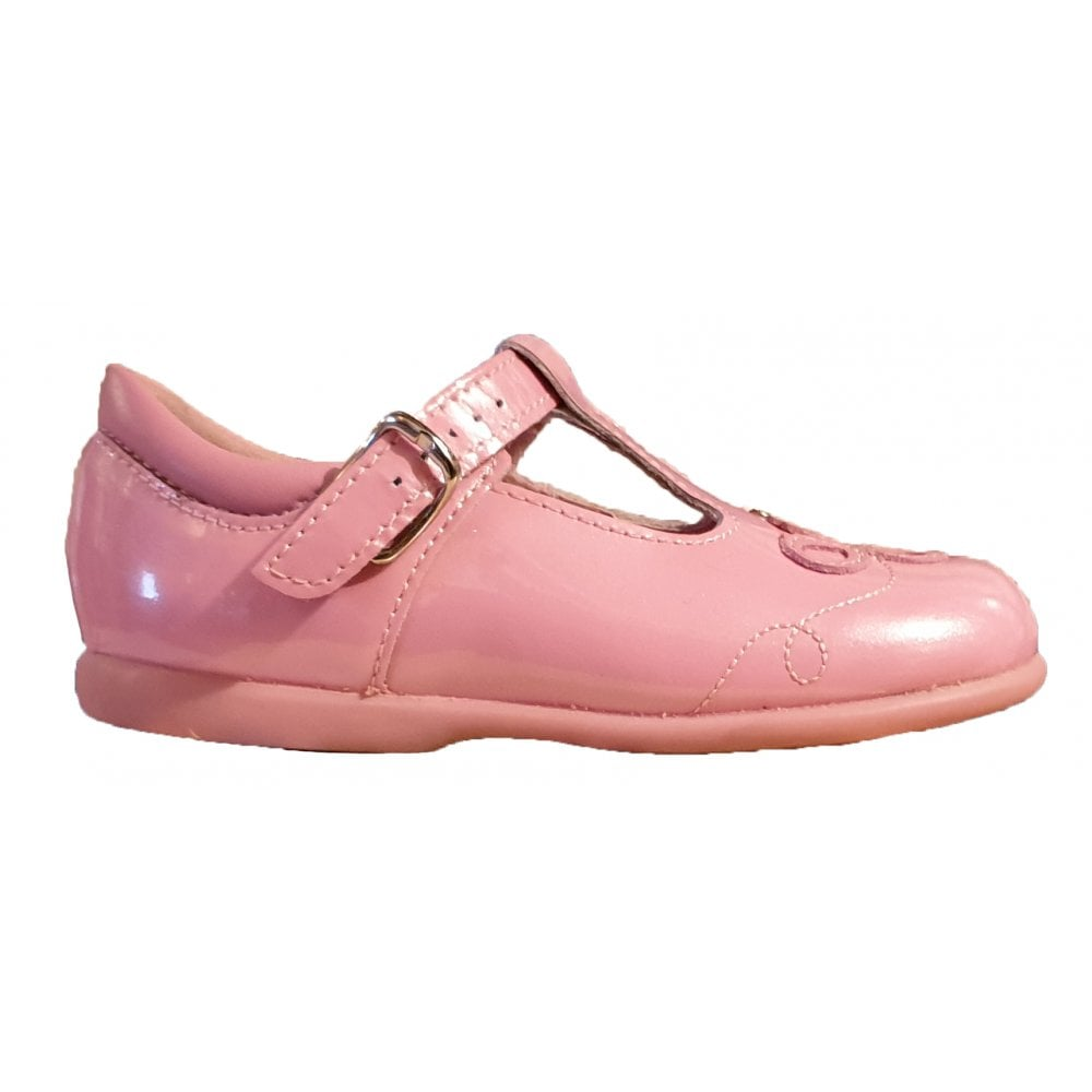 0389_5 Pixie Pink Patent Leather
