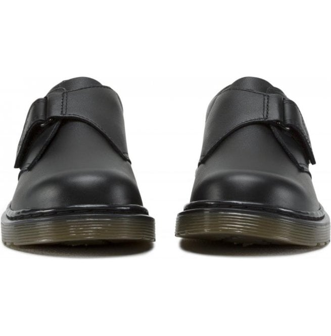 Jerry Y Black Leather Softy T Shoes 22000001