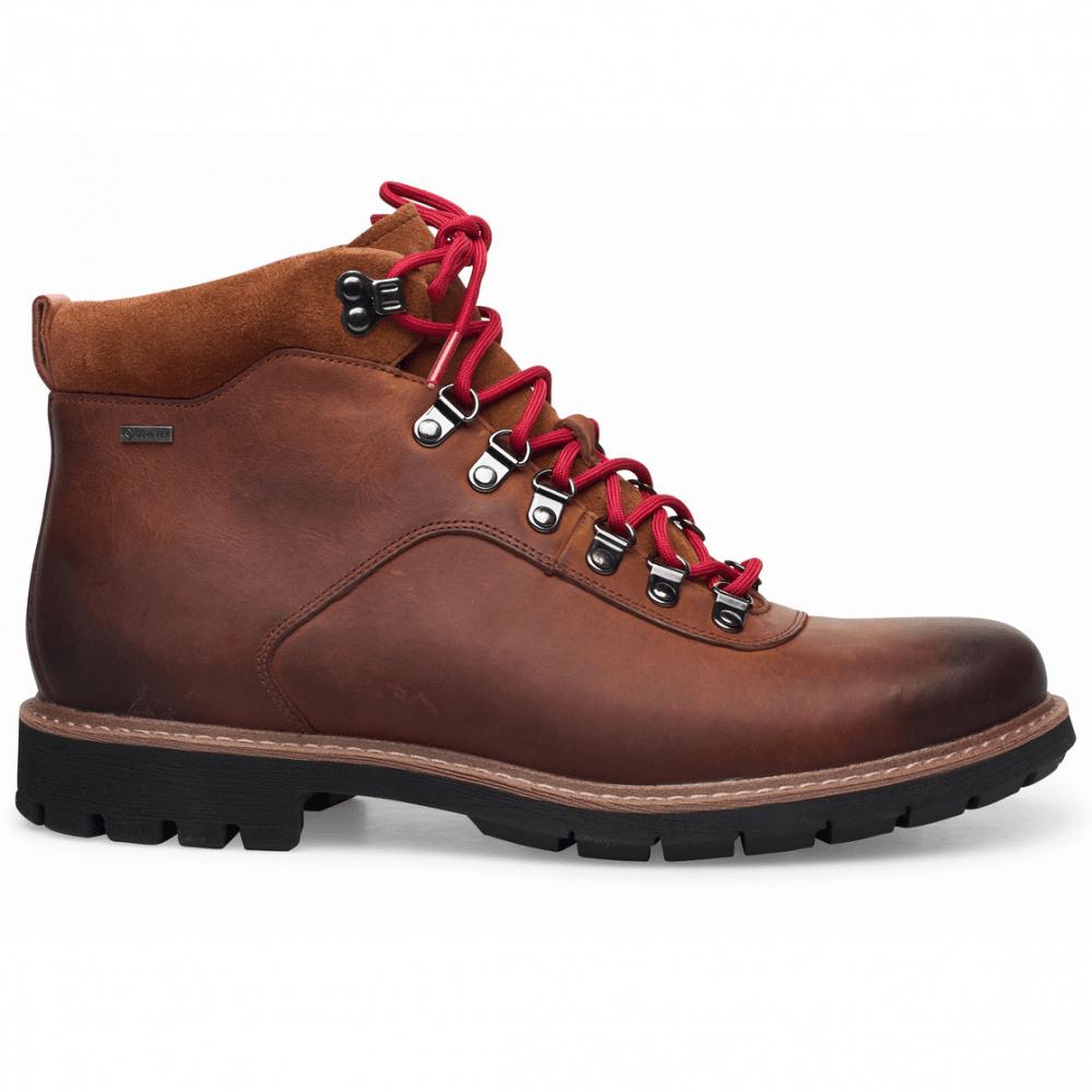 Clarks Batcombe Alp GTX Tan Leather