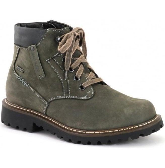 0aee0f3889228 Josef Seibel Josef Seibel Mens Chance 07 Vulcano/Kombi Wide Fit Boots 21504  MA994 667