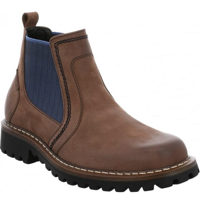 6ace429e1ef Mens Chance 27 Chestnut Combi Dealer Boots 21946 81 351