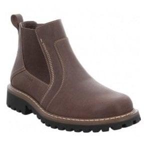 3413bc02fec8d Mens Chance 43 Moro Leather Dealer Boots 21962 MA66 330 · Josef Seibel ...