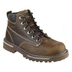 74fe19c6a0deb Mens Chocolate/Dark Brown Cool Cat - Bully II Ankle Boots SK4479