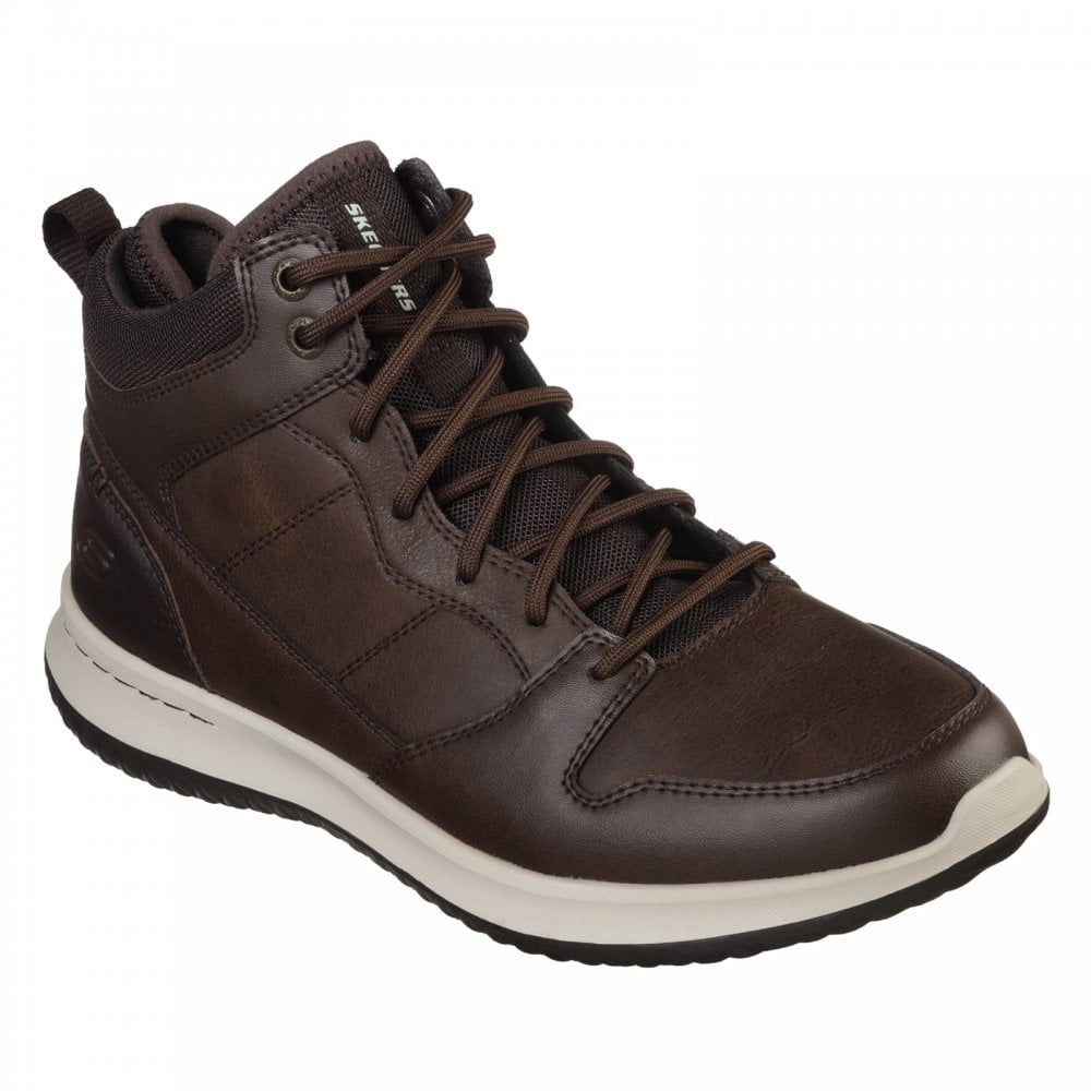 Skechers Delson Ralcon Mens Boots UK 8
