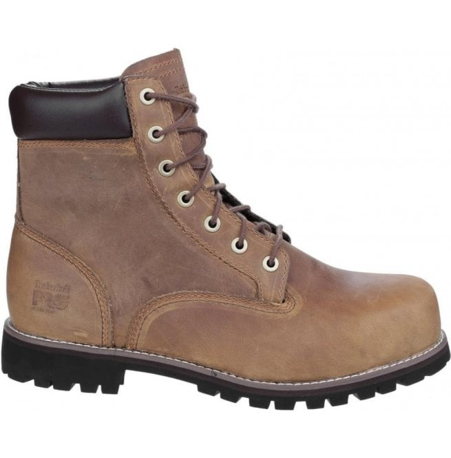 Timberland Pro Mens Eagle Gaucho Lace Up Safety Boots