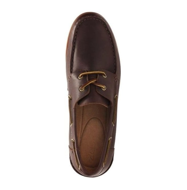 417f9b61507 Mens Morven Sail British Tan Leather Boat Shoes 26132480