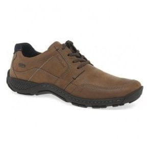 Mens Nolan 46 Moro Waterproof Lace Up Shoes 17564 TE768 330 Waterproof. Josef  Seibel ... f1ec00c1a7