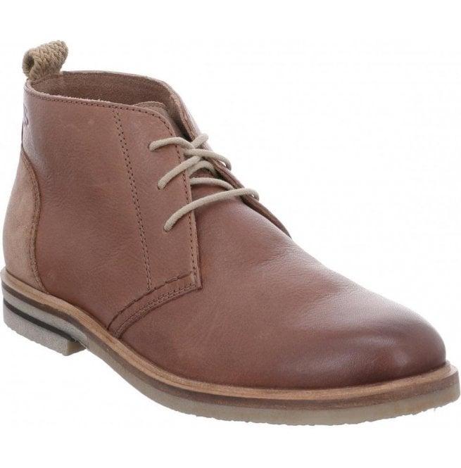 5a8de3fc0bc50 Josef Seibel Josef Seibel Mens Stanley 02 Cognac Chukka Boots 28802 MI786  370