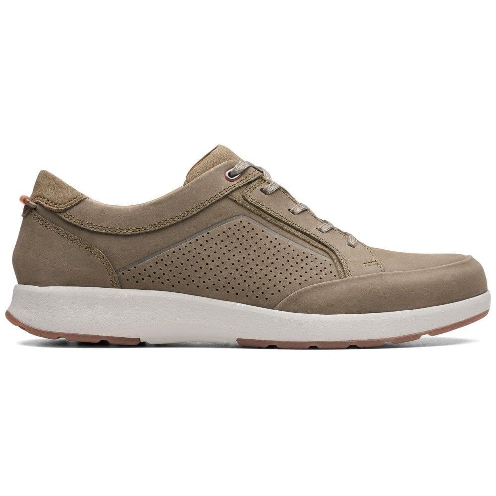 Clarks Mens Un Trail Form Sneaker