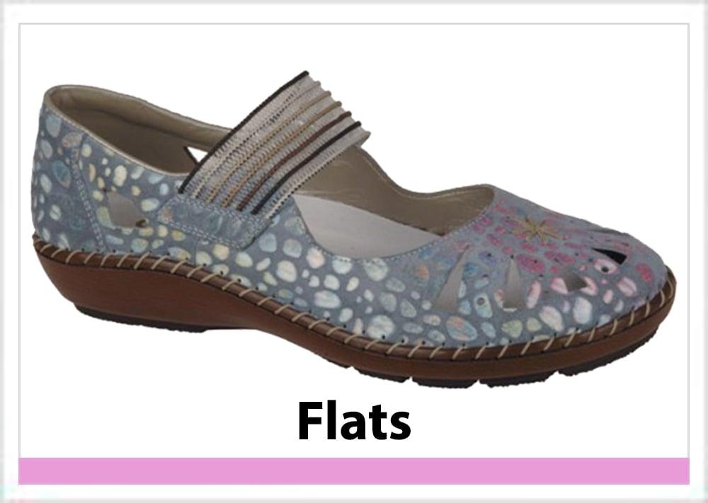 Womens Flats