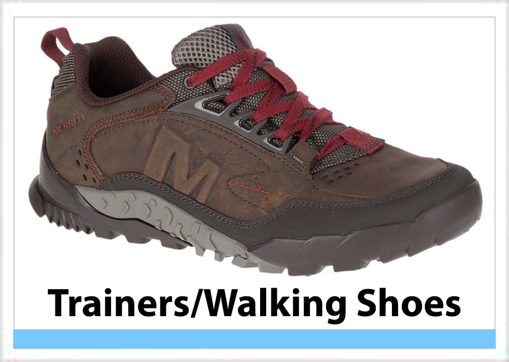 Mens Trainers/Walking Shoes