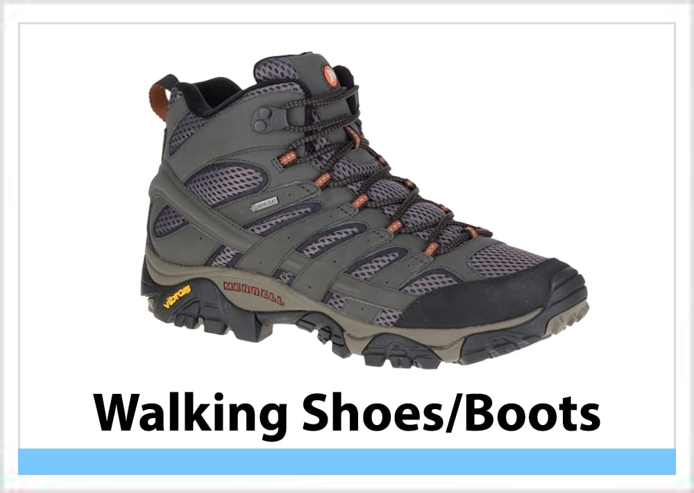 Mens Walking Shoes/Boots