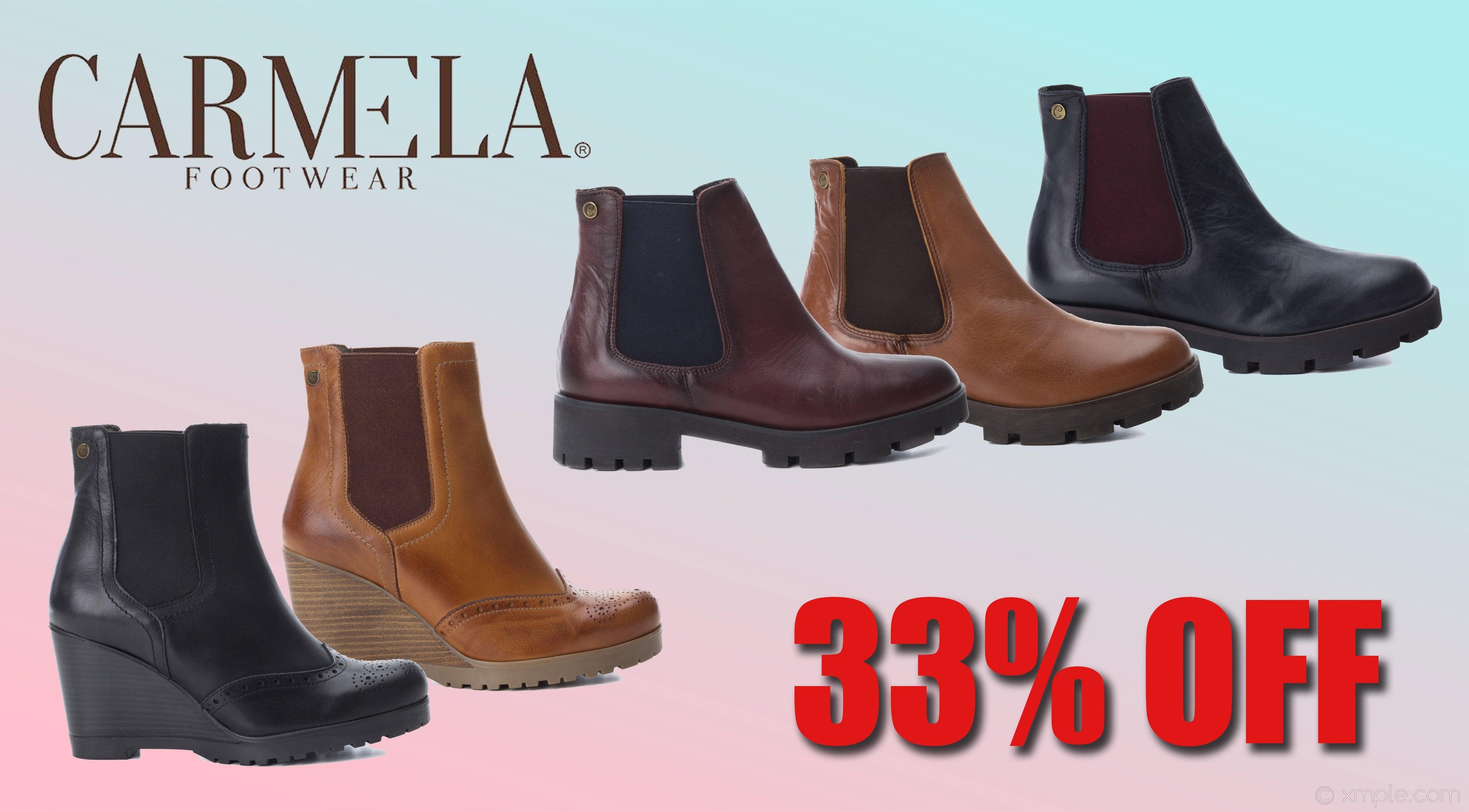 Carmela 33% OFF
