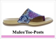Womens Mules/Toe-Posts