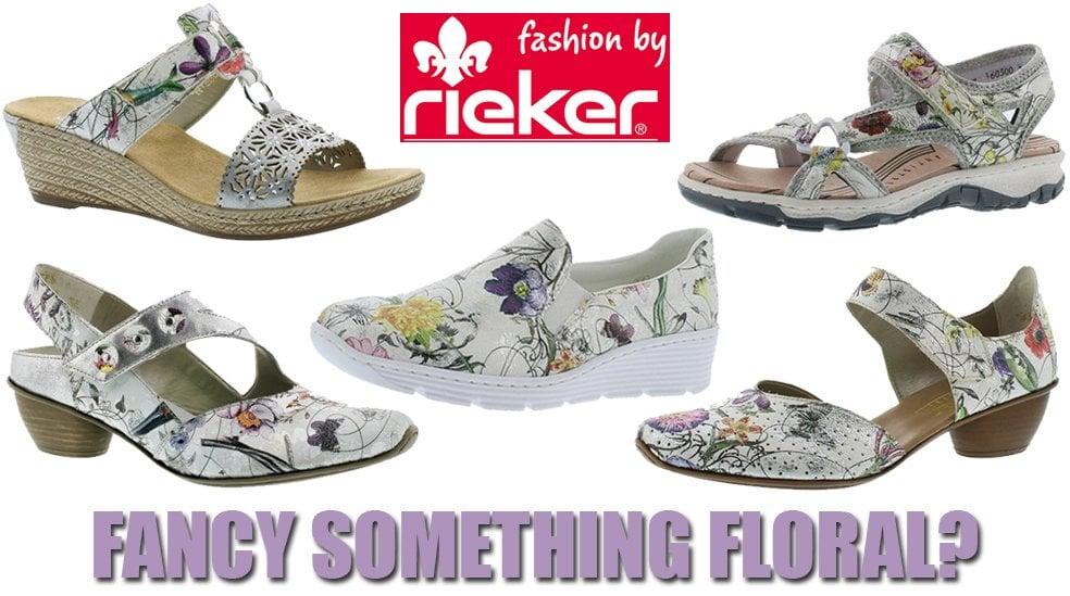 Rieker Floral