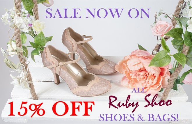 Ruby Shoo Sale