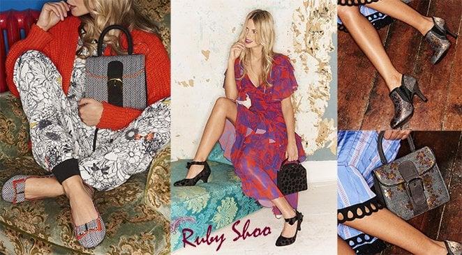 Ruby Shoo AW18