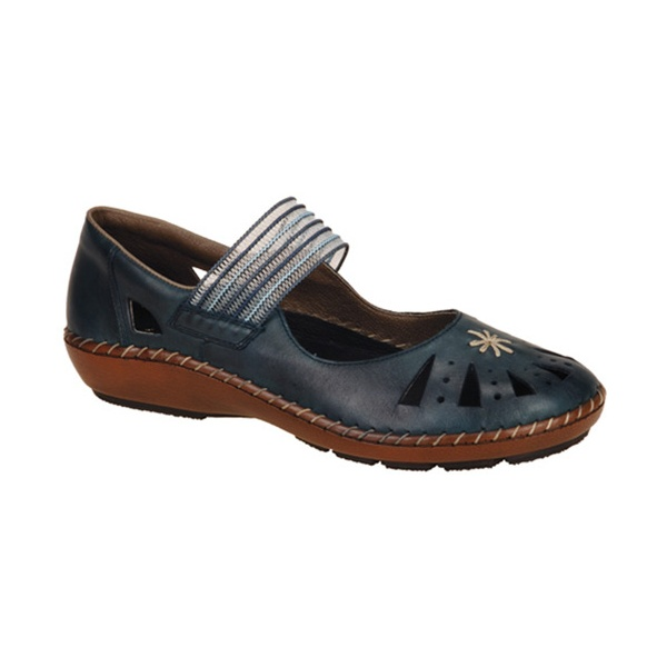 Rieker Cindy Mary Jane Casual Womens Shoes