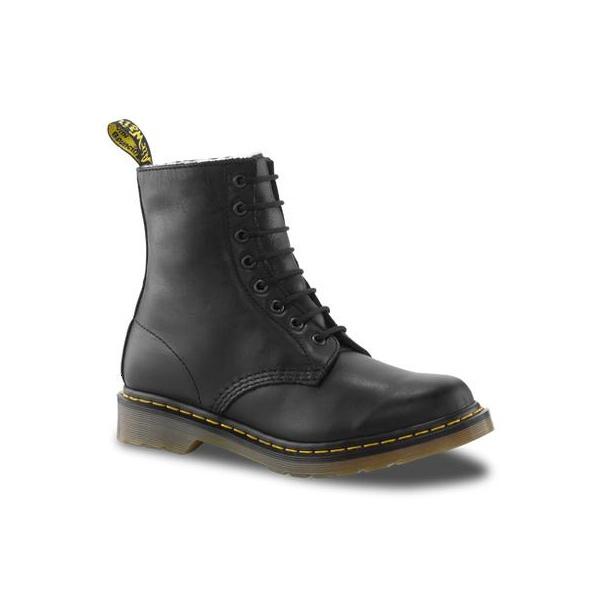 dr martens womens serena black ankle boots 13239002. Black Bedroom Furniture Sets. Home Design Ideas