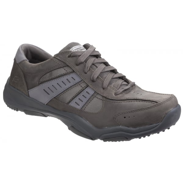 Skechers Larson Nerick Mens Casual Lace Up Shoes