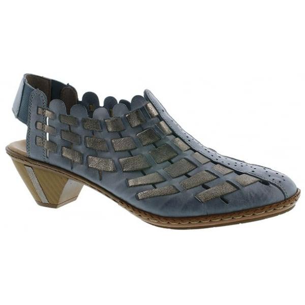 Reiker Sina Shoes Blue