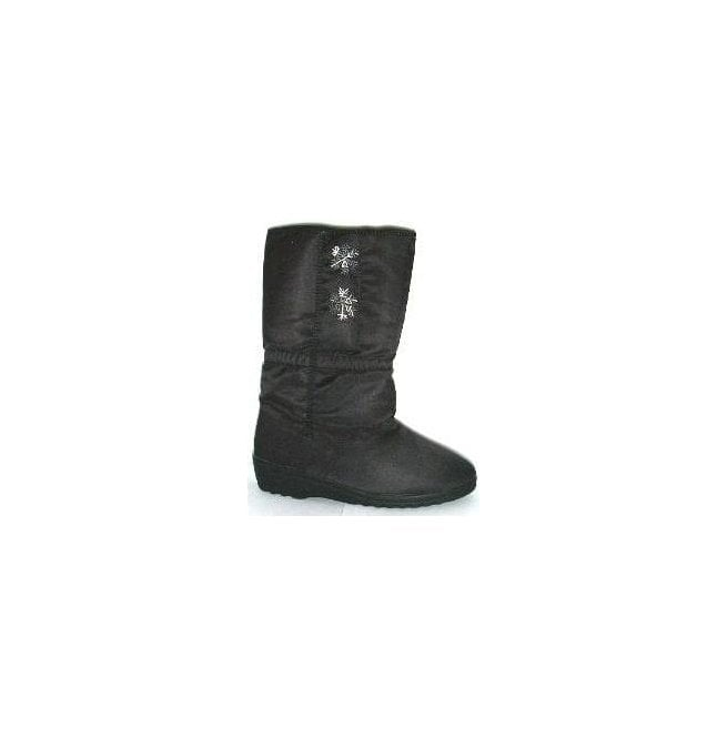 Blizzard Boots Womens LB852AX Side Touch Fastening Waterproof Calf Boots