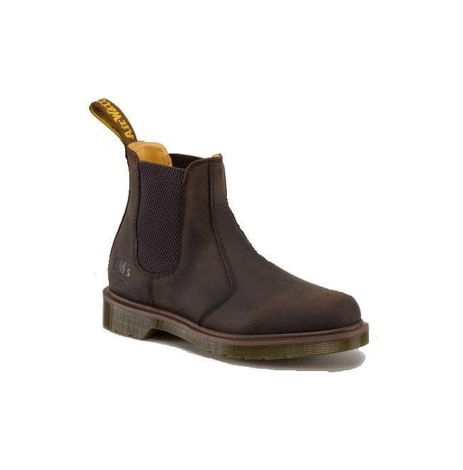 Dr Martens Classic 2976 Gaucho Waxed Chelsea Boots 11853201