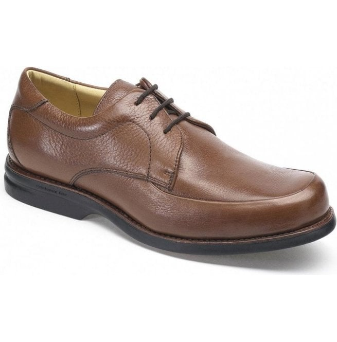 Anatomic Gel Mens New Recife Tan Leather Lace Up Shoes