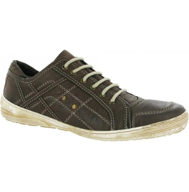 Cotswold Mens Cinderford Brown Trainer Type Shoes