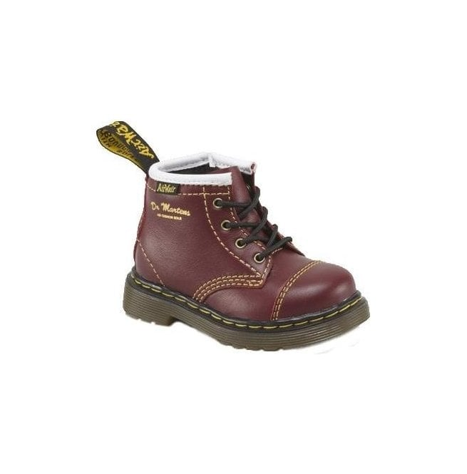 Dr Martens - Kids Buster B Infant Cherry Red Softy T 16207601