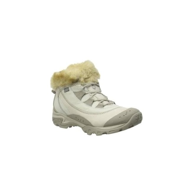 Merrell Womens Snowbound Drift Brindle Waterproof Boots J48364