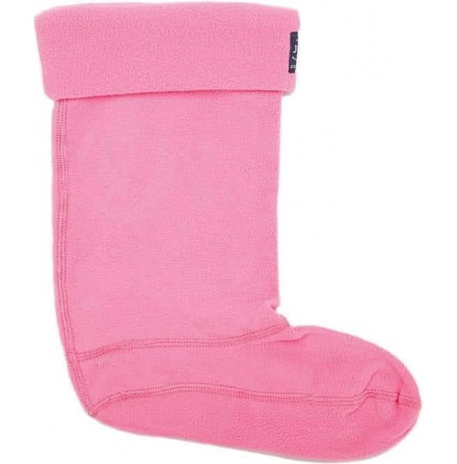 Joules Junior Welton Pink Neon Candy Welly Socks