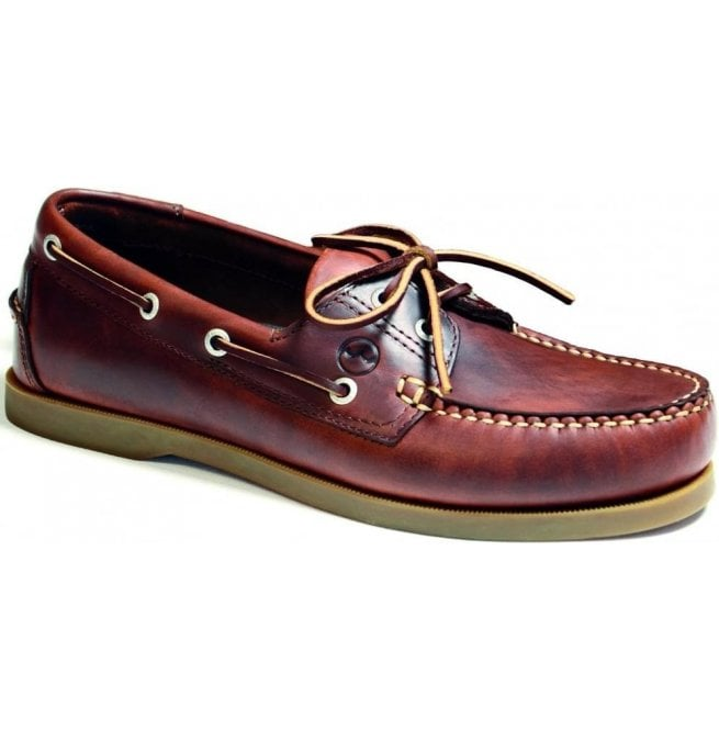 Orca Bay Mens Creek Saddle Leather Deck Shoes