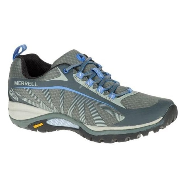 Merrell Womens Siren Edge Monument Waterproof Lace Up Trainers J37194