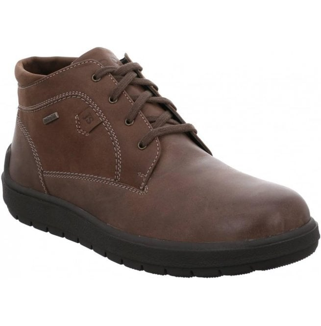 Josef Seibel Mens Rudi 33 Moro Waterproof Lace Up Ankle Boots 11756 MA767 330