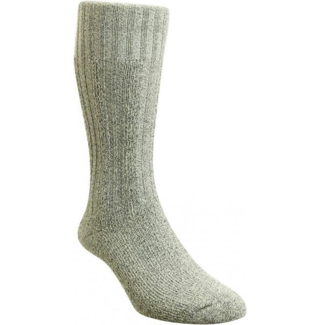 HJ Hall Mens Outdoor Cotton Rich Boot Socks