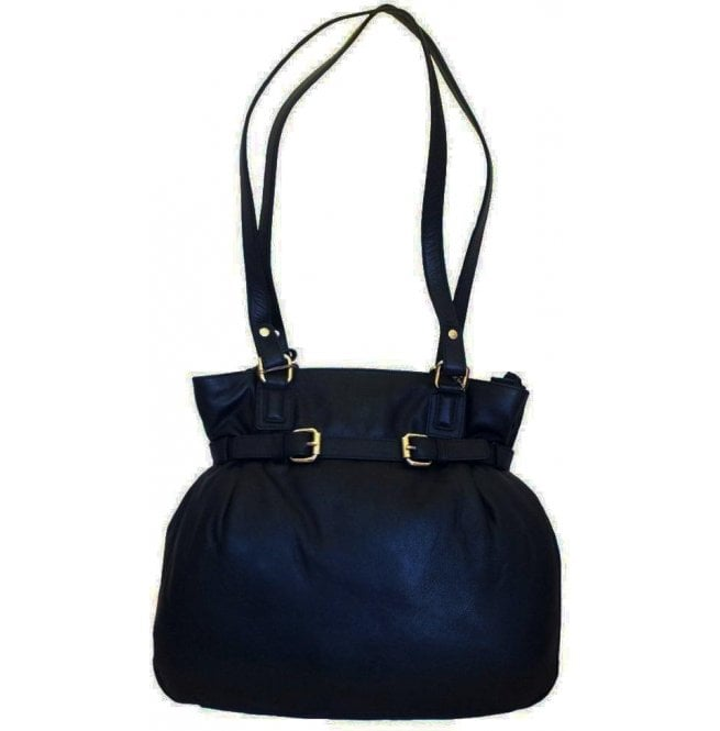 Bolla Bags Womens Buckingham Navy Leather 7949NV