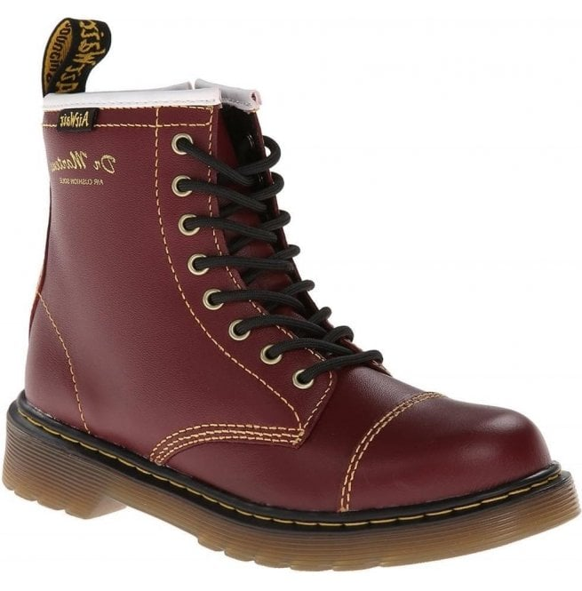 Dr Martens - Kids Bruiser Junior Cherry Red Softy T 16211601