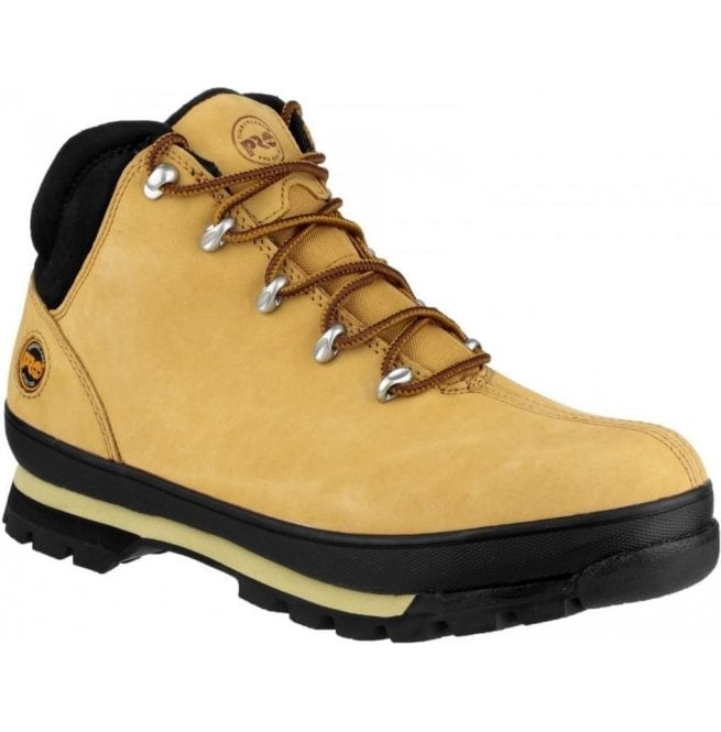 Timberland Pro Unisex Splitrock Wheat Lace-Up Safety Boots