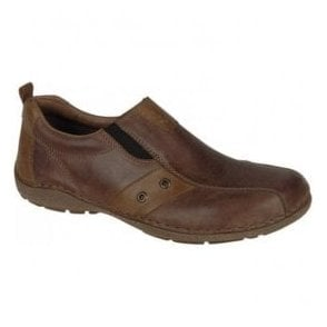 Isola Toffee Twin Gusset Slip On Shoes 05561-25