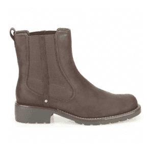 Womens Orinoco Club Burgundy Leather Boots