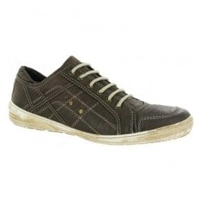 Mens Cinderford Brown Trainer Type Shoes