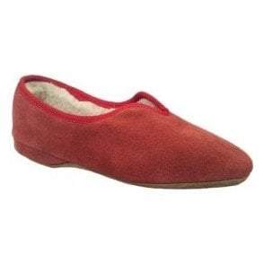 Womens Belinda Cherry Slip On Slippers