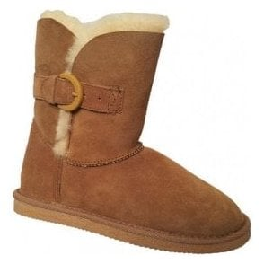 Womens Aviemore Spice Suede Ankle Boots