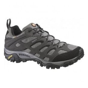 Mens Moab Beluga Gore-Tex Walking Shoes J87577
