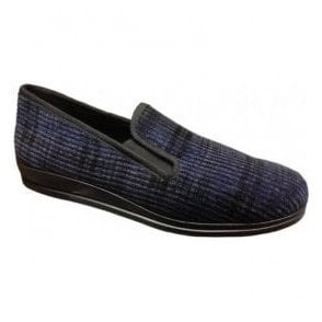 Mens Jeans Blue Lightweight Full Slippers 2606 55