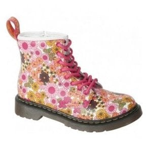 Delaney Pink Vintage Daisy Junior Softy T 15382650